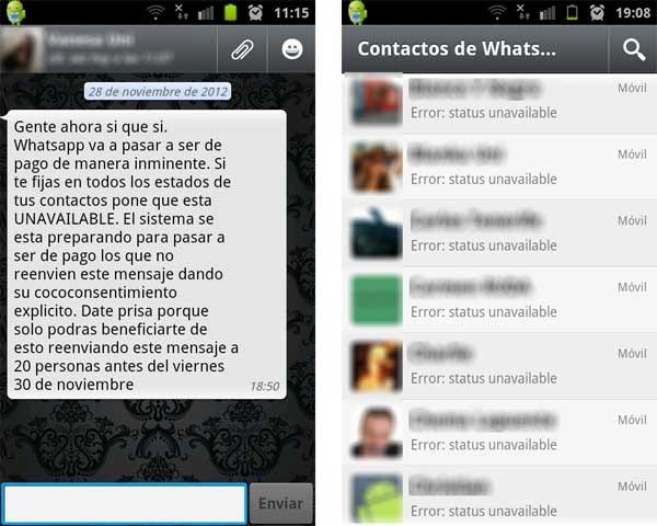 whatsapp bulo
