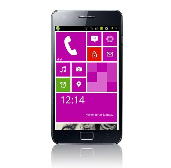 Cómo transformar tu Android en un Windows Phone 8