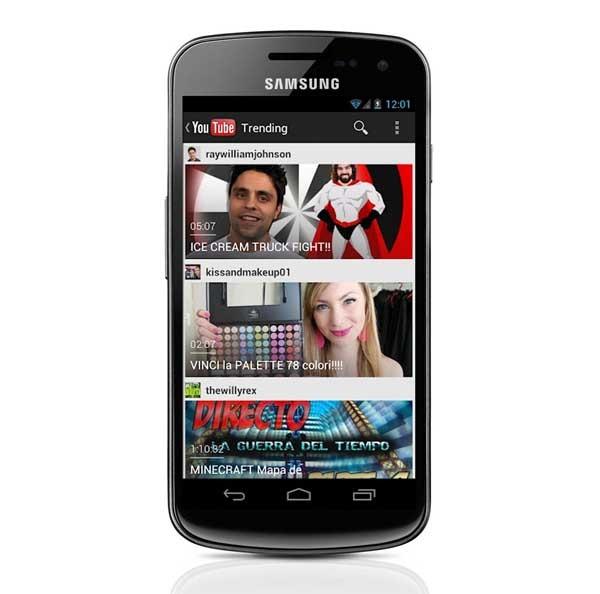 YouTube, ahora más fácil para ver vídeos en la televisión