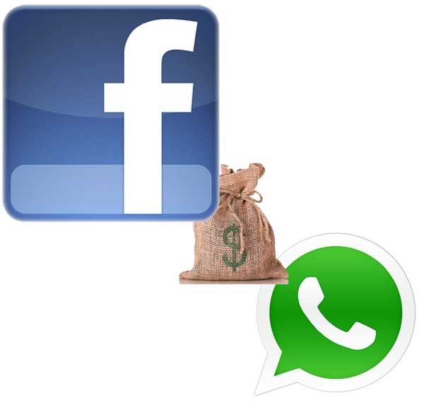 Facebook podría estar pensando en comprar WhatsApp
