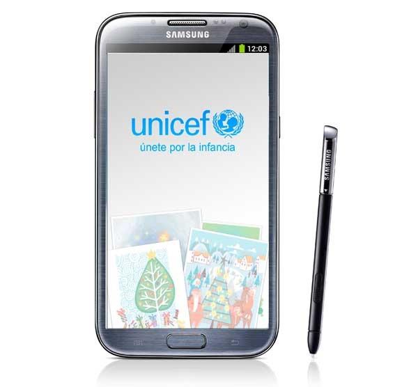 FelicitApp, felicita la Navidad gracias a Samsung y UNICEF
