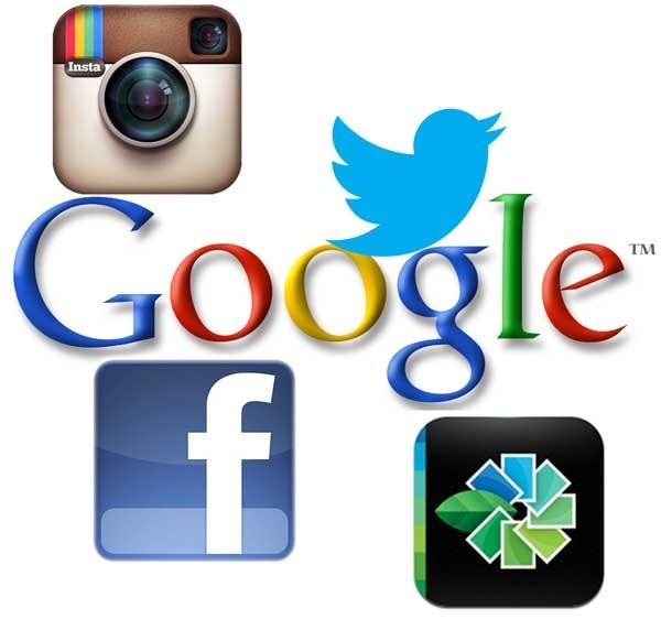 Los filtros fotográficos, la guerra de las redes sociales