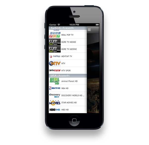 SignalCast, cómo ver los canales de la televisión de pago desde el iPhone o iPad
