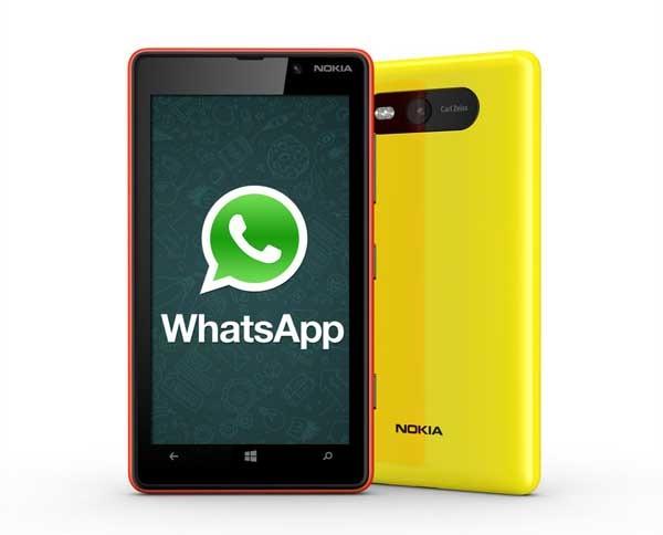 C mo instalar y usar whatsapp en el nokia lumia 820 for 820 12