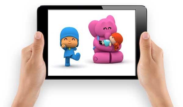Las 5 mejores apps de niños para jugar y aprender con la tableta