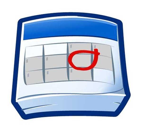 Calendario 2013, lleva y elige calendario para el móvil o tableta