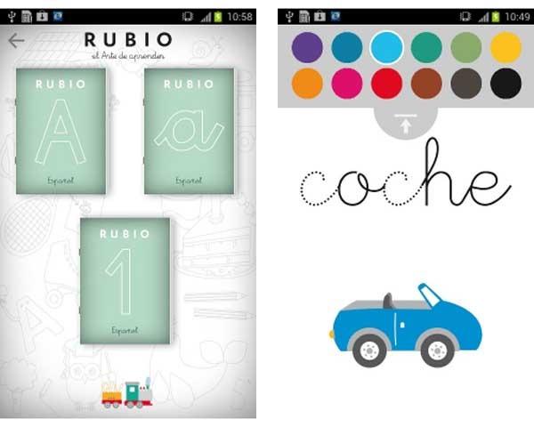 apps educativas tableta