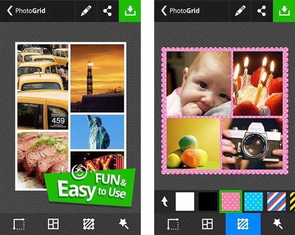 Photo grid crea composiciones de fotos gratis y sin - Composiciones de fotos ...