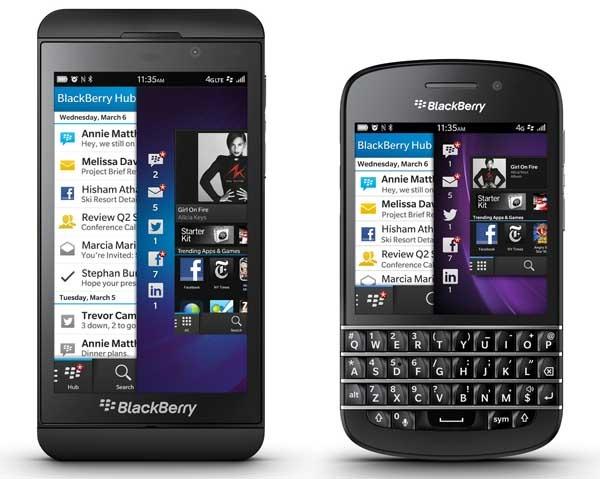 blackberry instagram