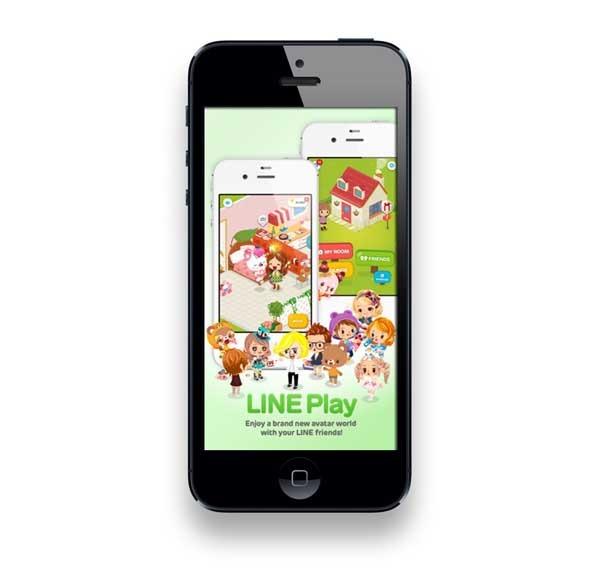 LINE Play, el juego más social para los usuarios de LINE