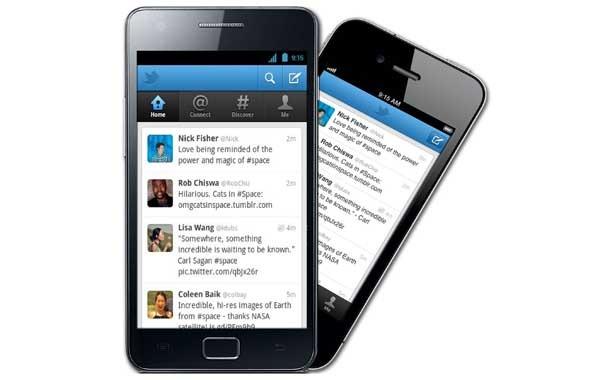 Twitter rediseña la búsqueda de tweets en sus aplicaciones
