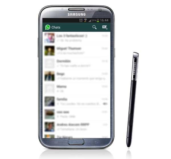 WhatsApp al fin renueva su aspecto visual en Android 4.0