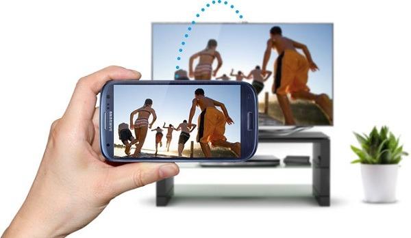 Allshare Play, Samsung mejora su servicio para compartir vídeo en tiempo real