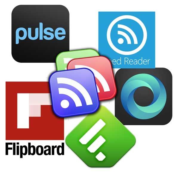 Cinco alternativas a Google Reader para móviles y tabletas