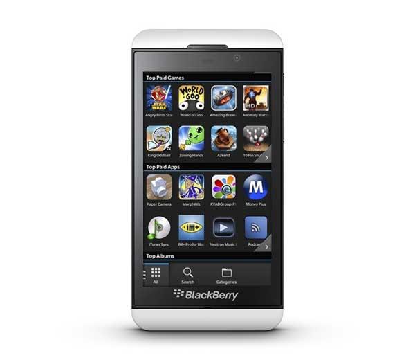 blackberry10 apps