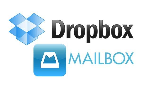Dropbox compra Mailbox, una aplicación de correo electrónico