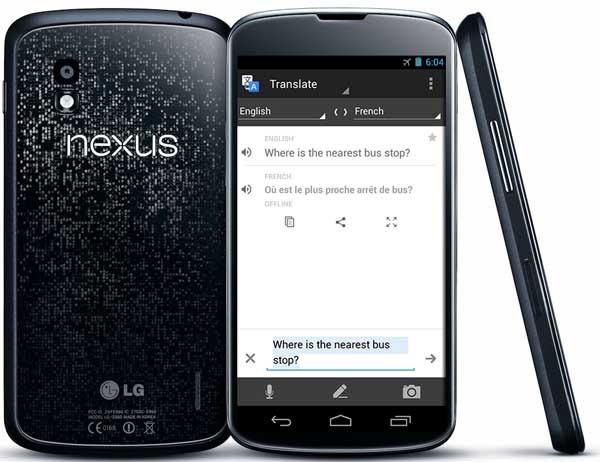 Google Translate, traduce textos aunque no tengas conexión