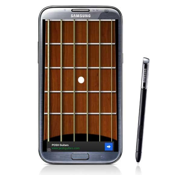 My Guitar, toca la guitarra en tu móvil Samsung