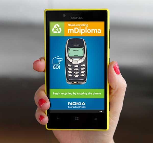 Nokia Phone Recycler, así se reciclan los móviles obsoletos