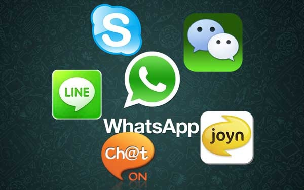 Alternativas gratuitas a WhatsApp