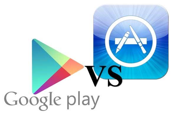 Las aplicaciones más descargadas en App Store son de Google