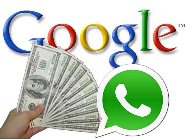 Google podría estar negociando la compra de WhatsApp