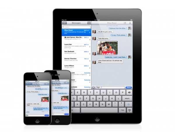 iMessage, el WhatsApp de iPhone y iPad también tiene fallos