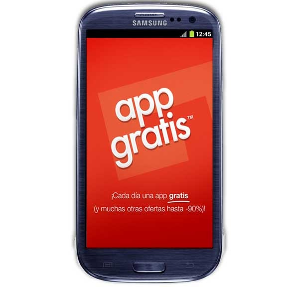 AppGratis ya está disponible para móviles Android