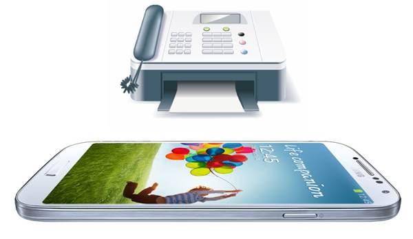 Cómo enviar un fax con un móvil Android o con el iPhone