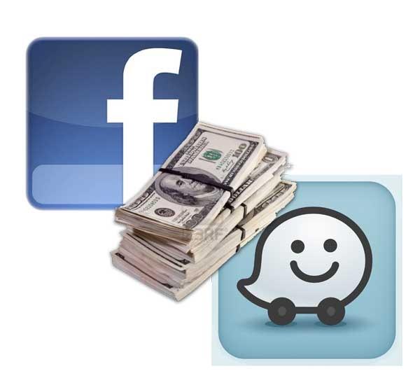 Facebook podría estar negociando la compra de Waze