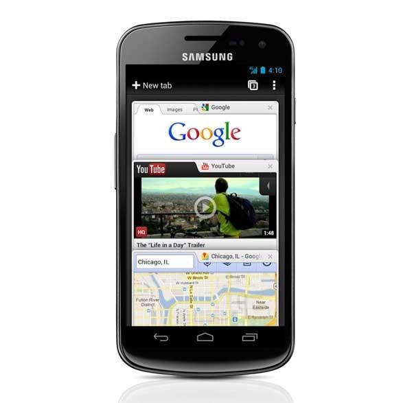 Google Chrome, ahora con pantalla completa y más funciones en Android