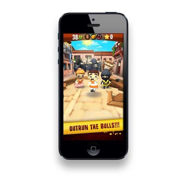 Running with Friends, así es el nuevo juego de los creadores de FarmVille