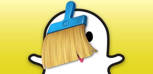 Cómo eliminar el rastro de las fotos compartidas con Snapchat