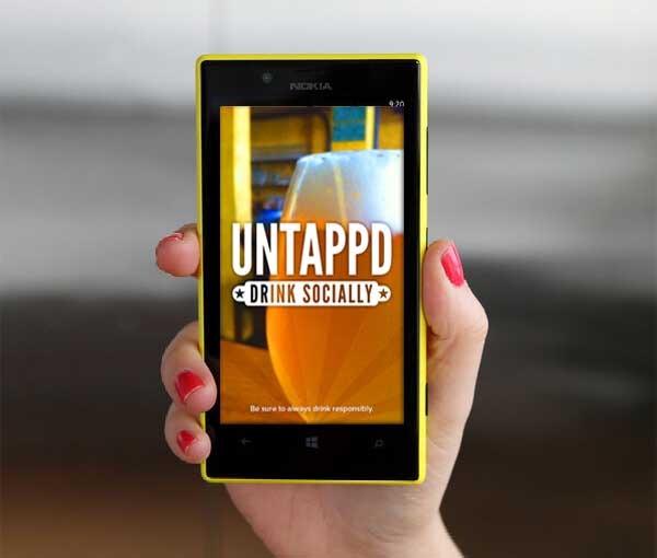 Untappd, una red social para los amantes de la cerveza
