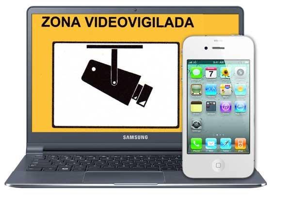 C mo ver la webcam del ordenador a distancia desde el for Busqueda de telefonos por calles