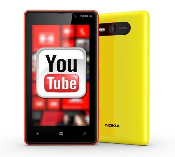 Google creará una app de YouTube oficial para Windows Phone 8
