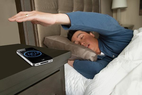 Wave Alarm, apaga la alarma de tu iPhone con un gesto