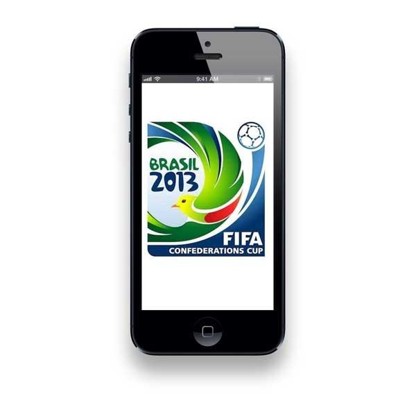 Copa Confederaciones 2013, sigue el calendario y los resultados desde el móvil