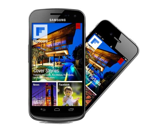 flipboard google reader
