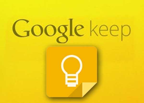 Google Keep, todas tus notas y quehaceres en una aplicación
