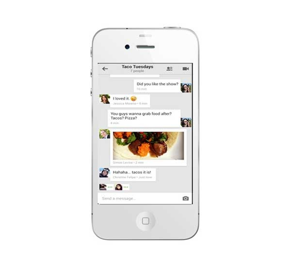 google hangout iphone hangouts el whatsapp de introduce enlaces y 5883