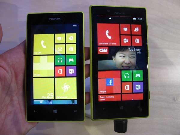 Nokia Lumia 720 y 520 incluyen Microsoft Office gratis