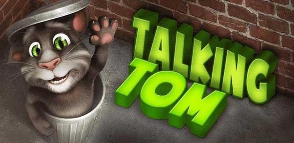 Talking Tom y otros animales contestones alcanzan los mil millones de descargas