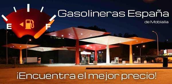 Gasolineras de España, cómo encontrar la gasolina más barata
