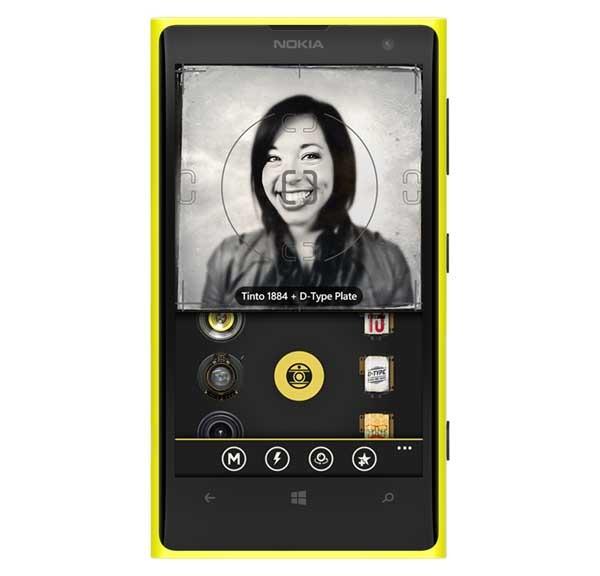 Hipstamatic Oggl, publica fotos en Instagram desde tu Nokia Lumia