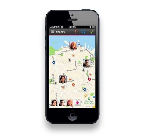 Cómo saber dónde está tu familia desde el móvil