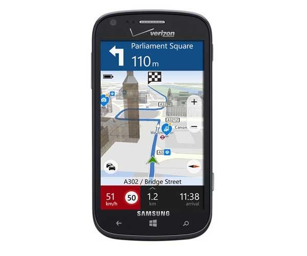 Here Drive+, el navegador GPS de Nokia llega a todos los Windows Phone