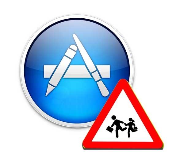 Apple prepara una sección de apps para niños en la App Store