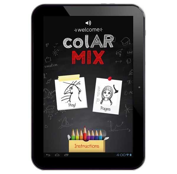 colAR Mix, colorea dibujos que toman vida con esta aplicación