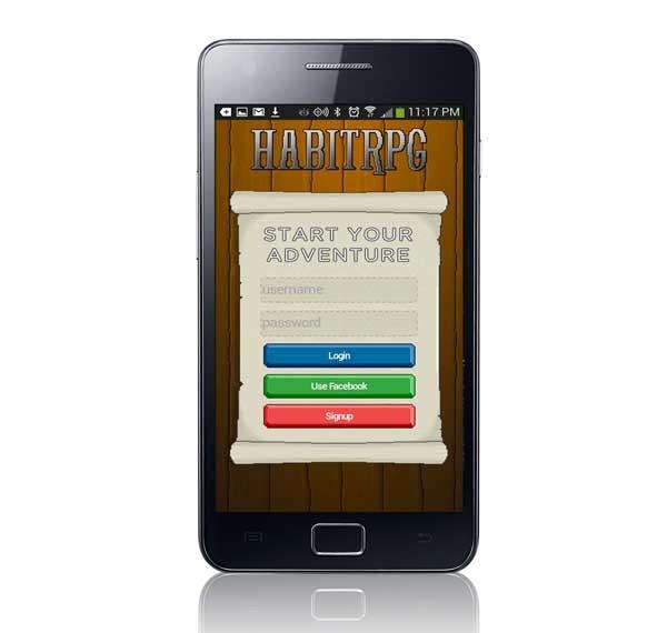 HabitRPG, haz de tus tareas un juego de rol con esta app